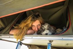 Jessica and Bahia, A2A Expedition