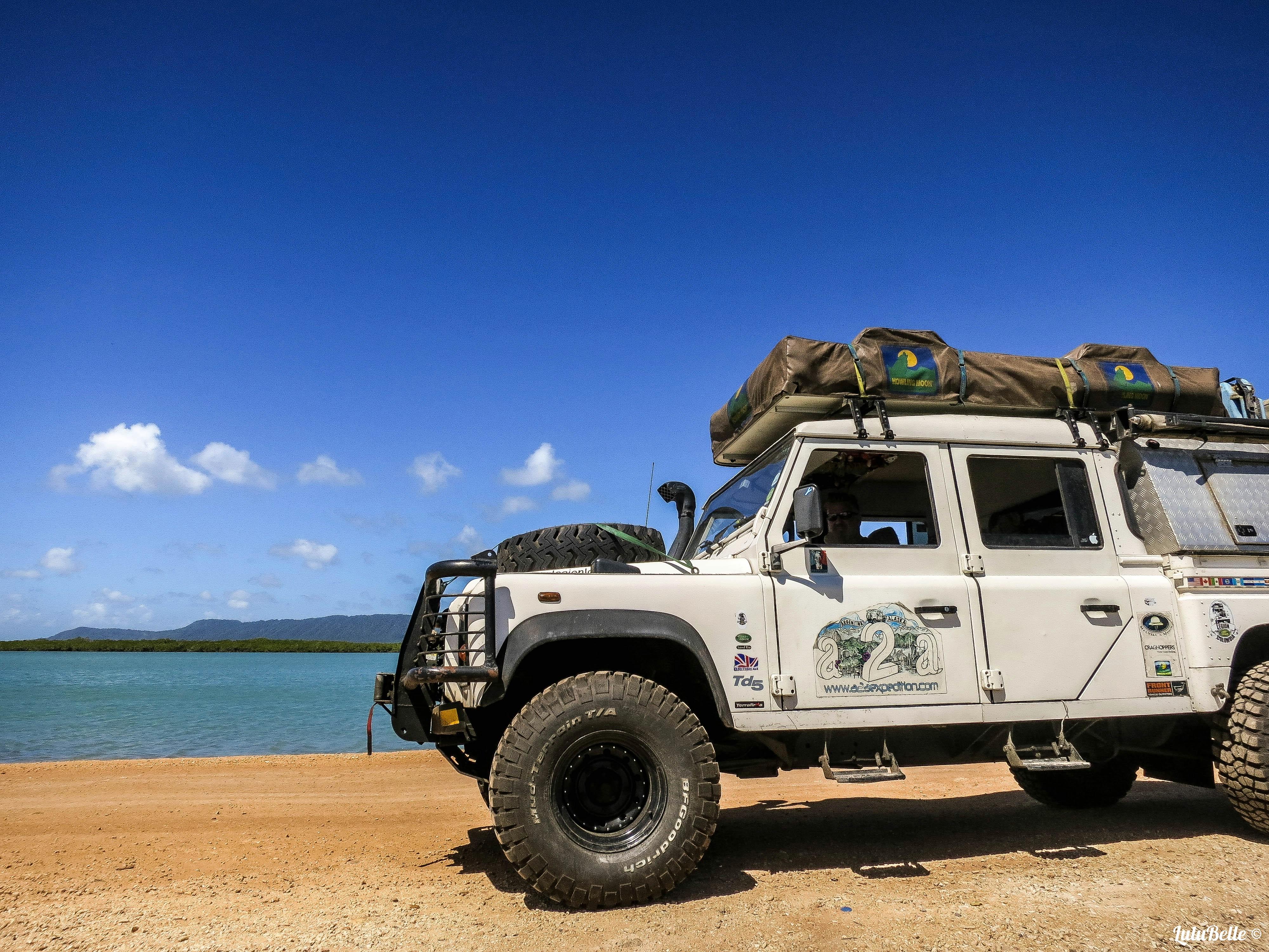 The Caribbean coast, A2A Expedition