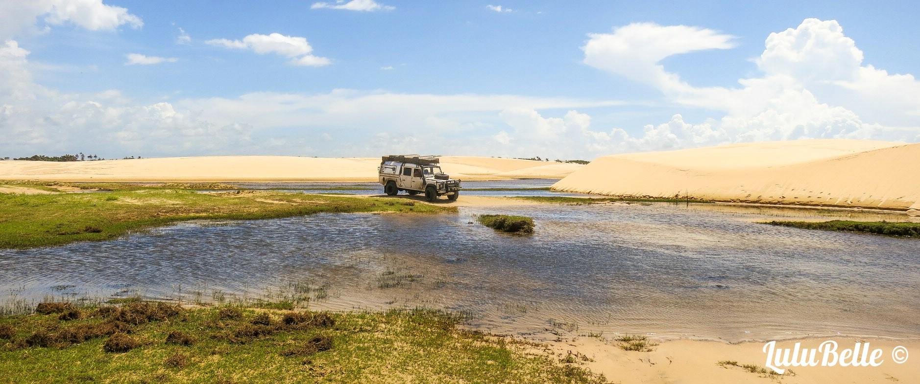 Lencois Maranhenses, A2A Expedition