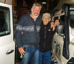 My buddy Bill! A2A Expedition