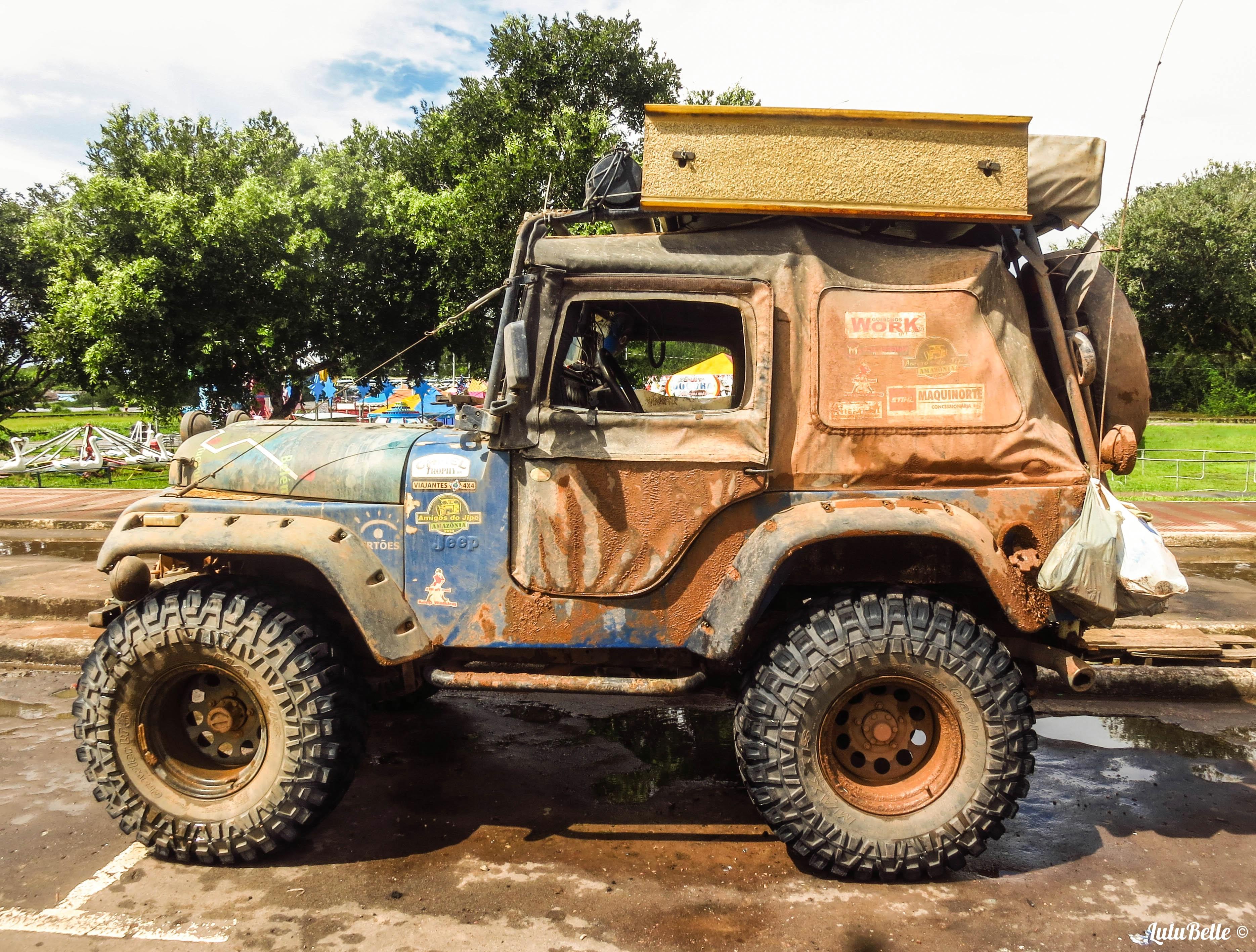 Amigos de Jipe, A2A Expedition