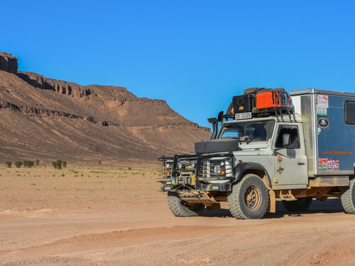 Overlanding vs #Vanlife