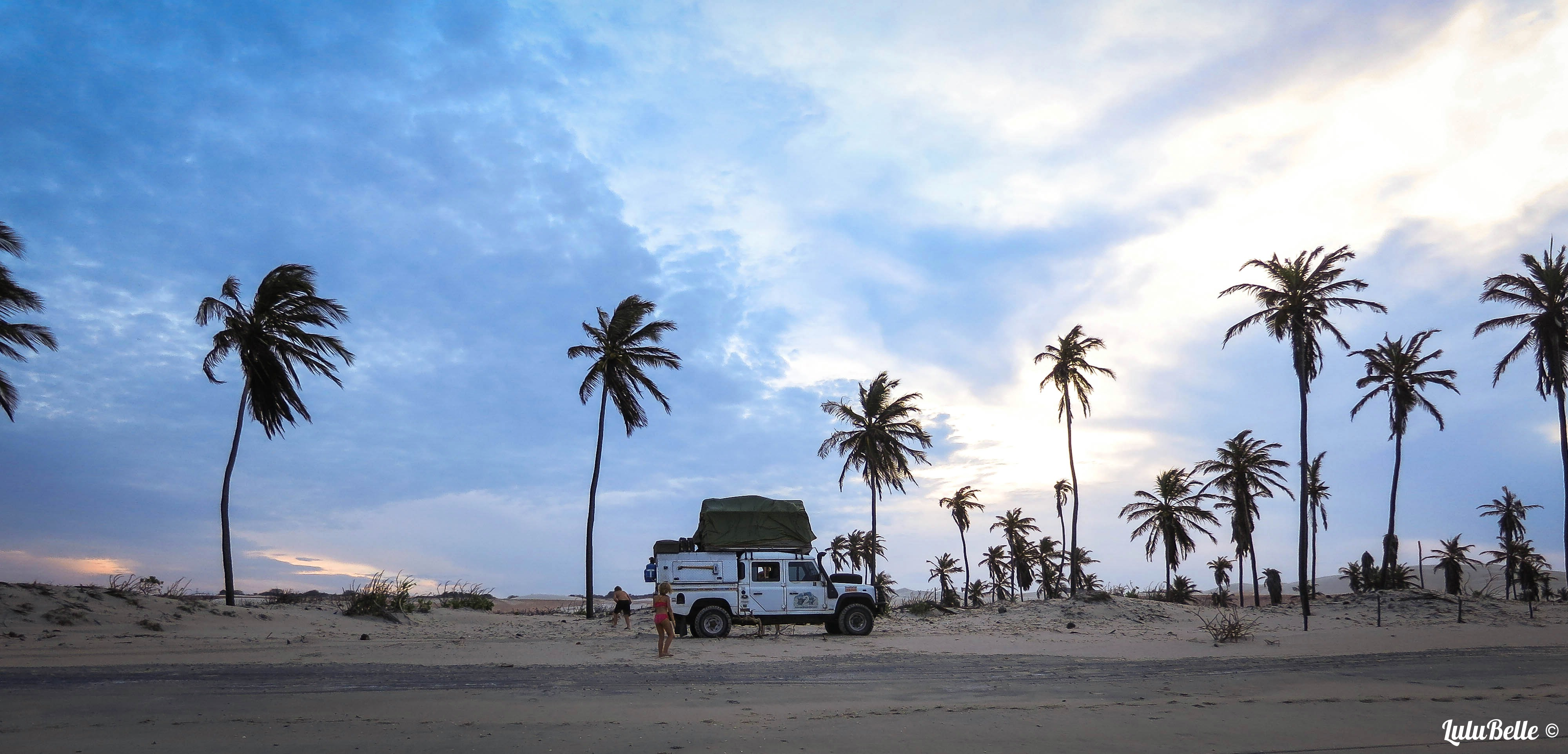 Northern Brazil, A2A Expedition