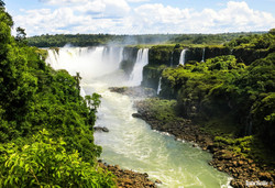 Iguazu Falls, A2A Expedition