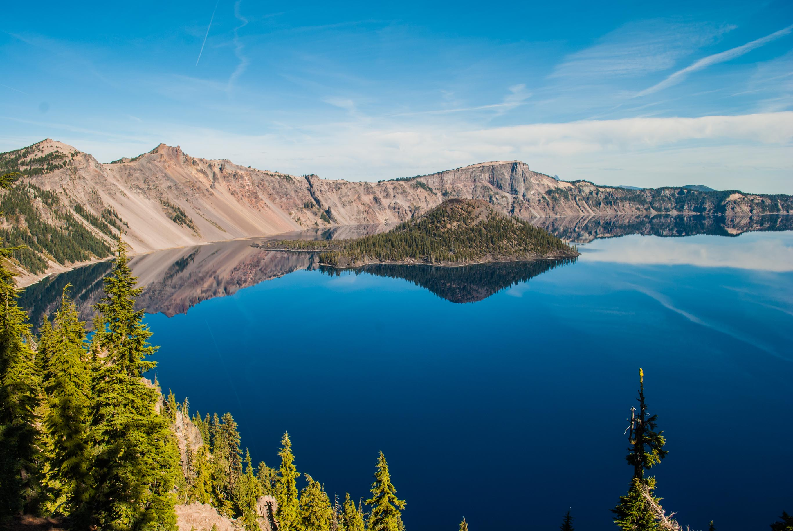 Crater Lake, Oregon. A2A Expedition