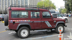 Land Rover, A2A Expedition