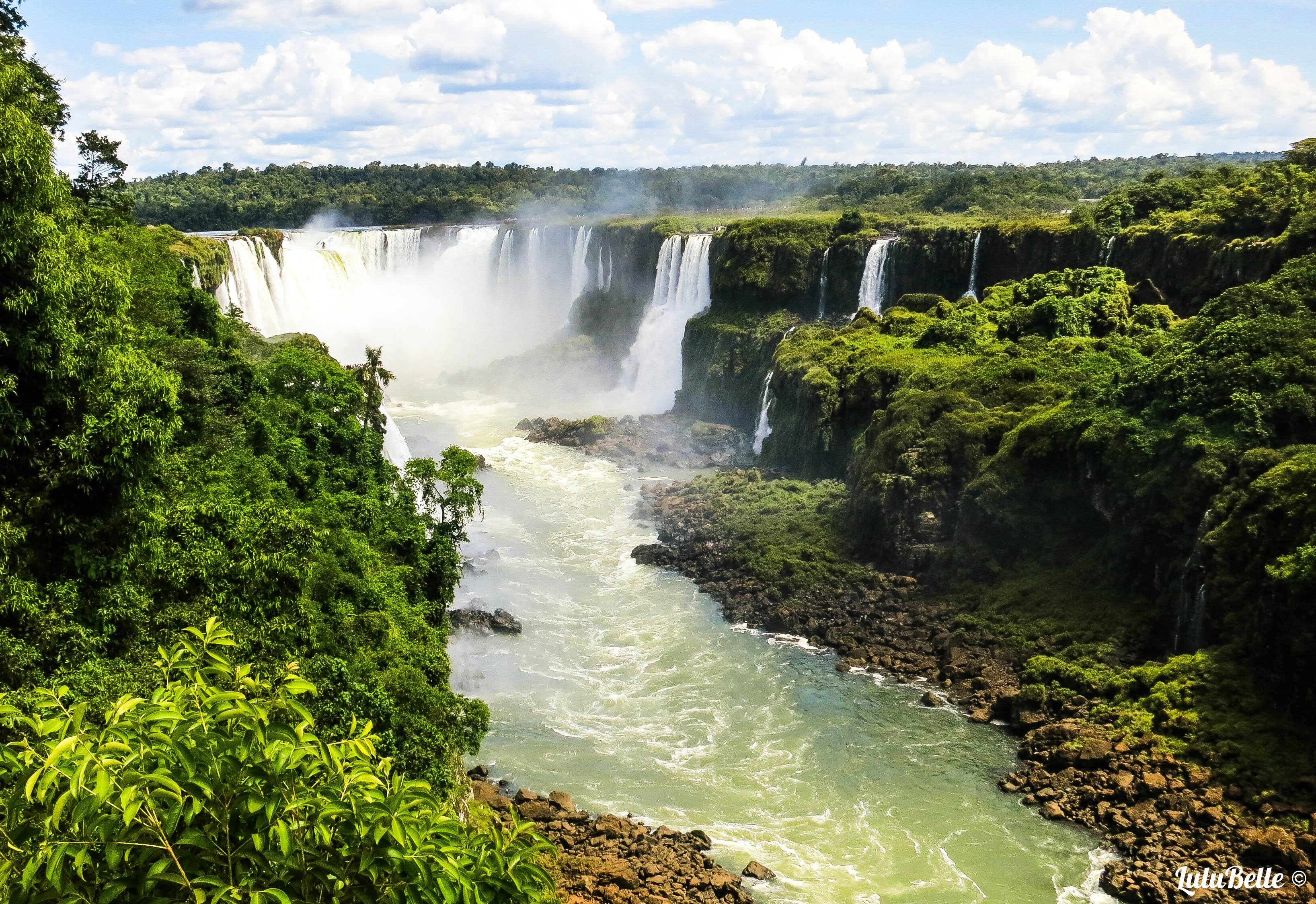 Iguazu Falls, A2A Expedition