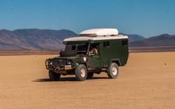 Good Guy Steve, Alvord Desert. A2A