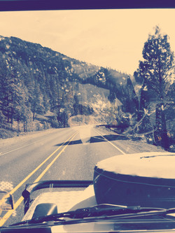 Road trippin, A2A Expedition