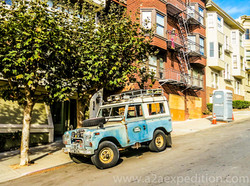 Land Rover Series, A2A Expedition