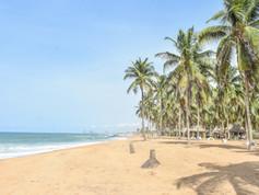 Beach Camp, Togo