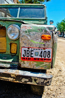 Old Landy, Young, A2A Expedition