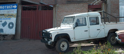 Puno Defender, A2A Expedition