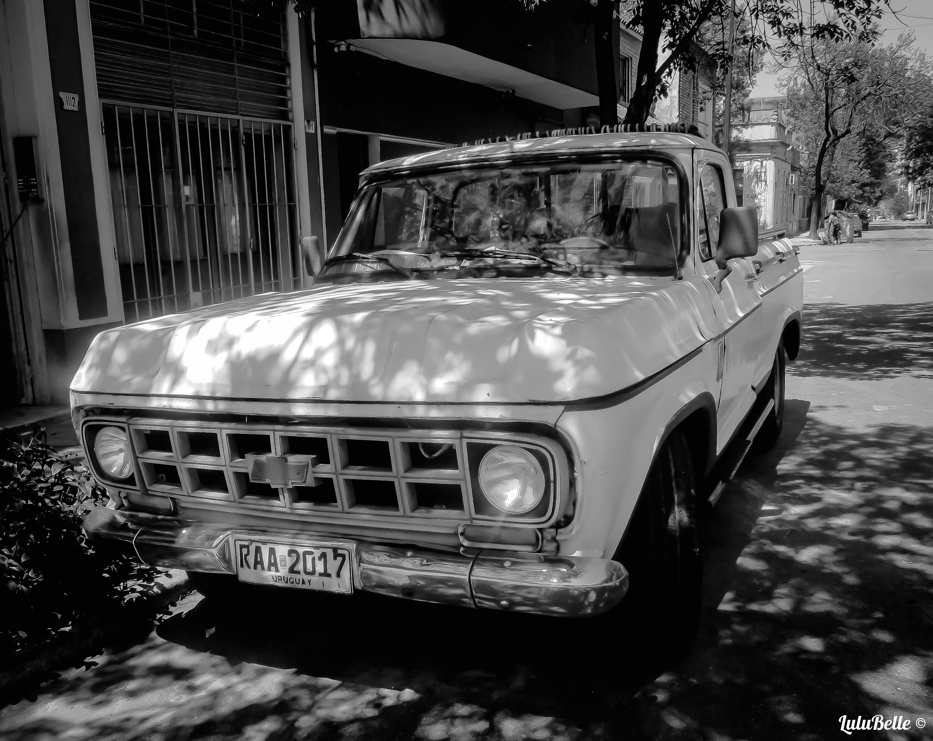 Old bakkie, Young. A2A Expedition