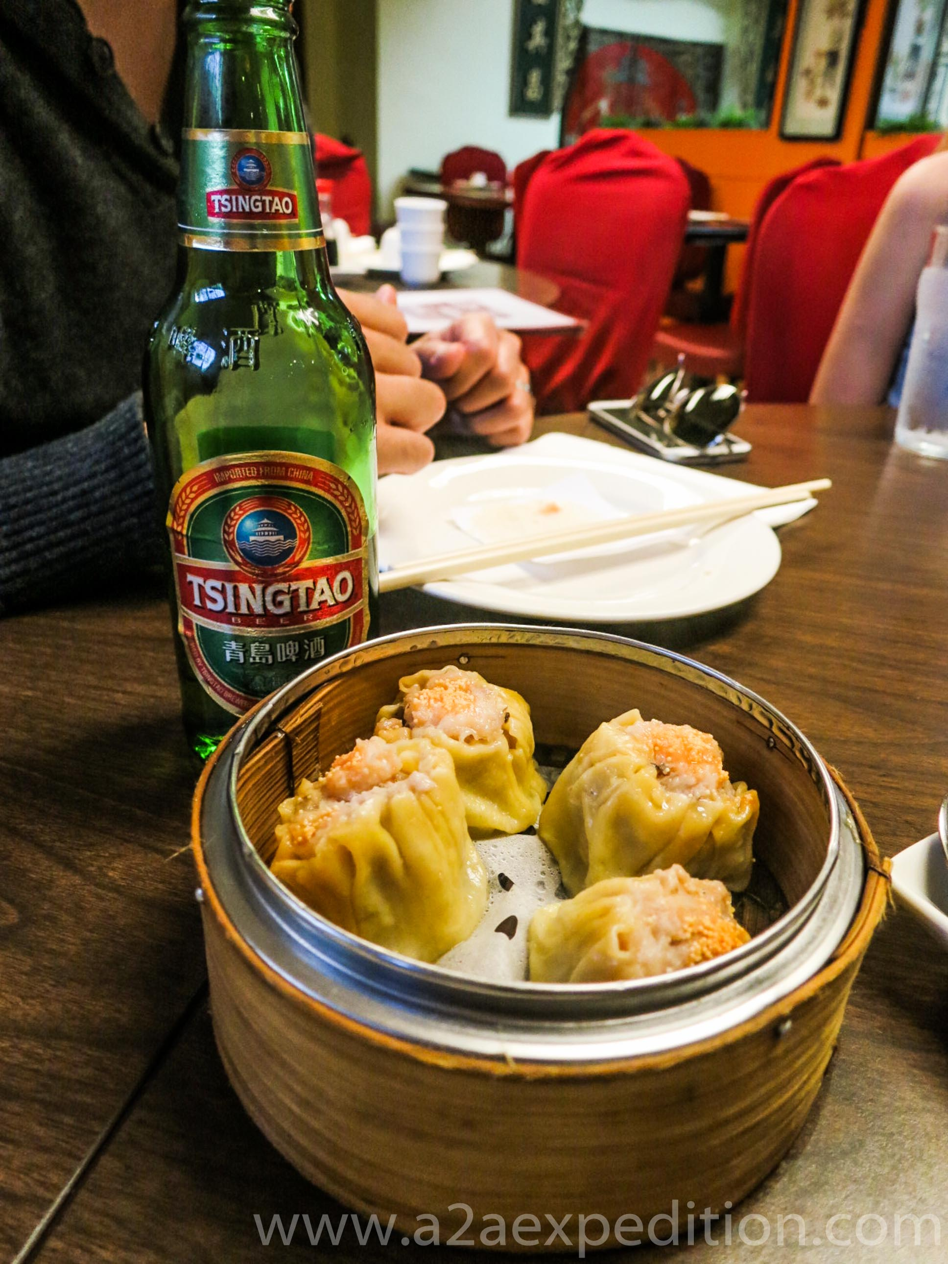 Some Dim Sum, A2A Expedition