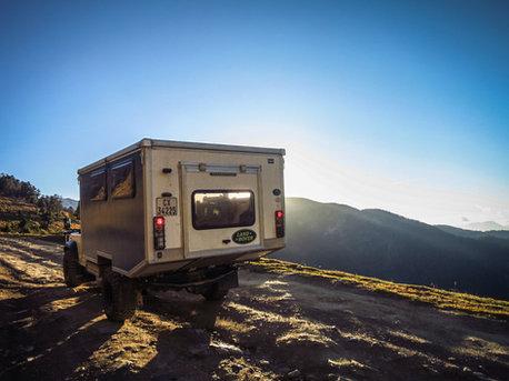 Mafuta, A2A Expedition