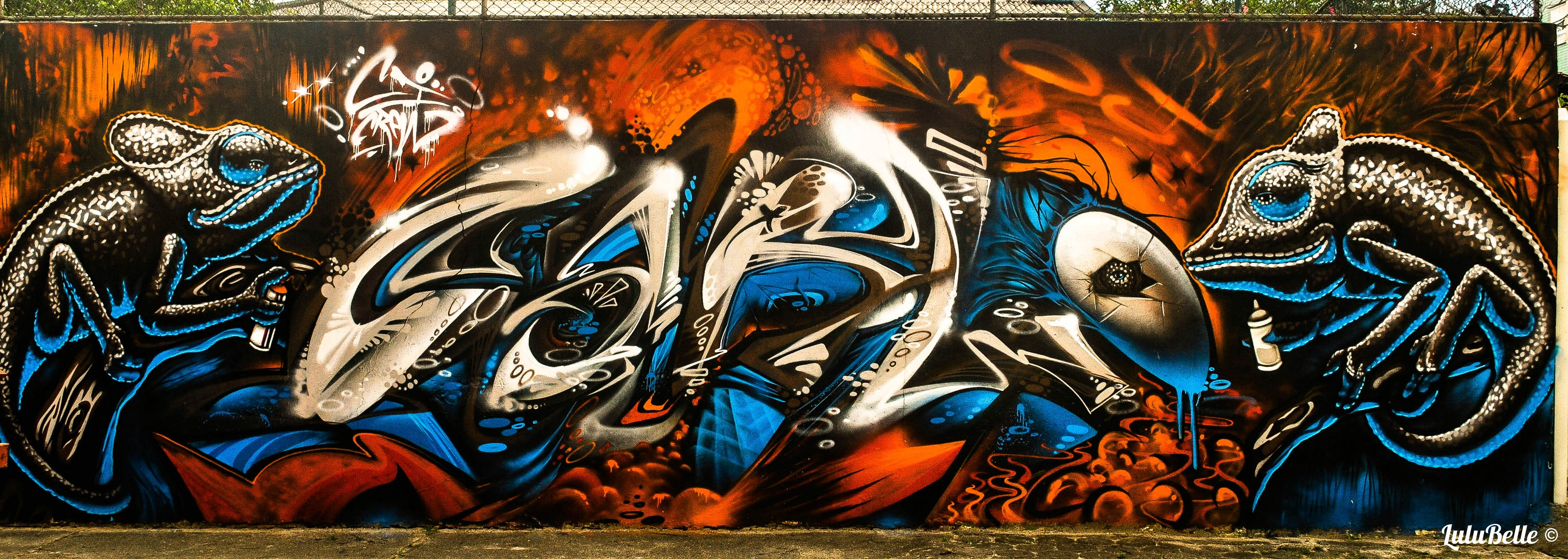 Street art, A2A Expedition