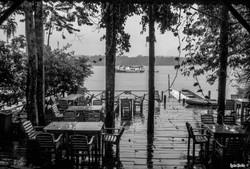 Oyapoque restaurant, A2A Expedition