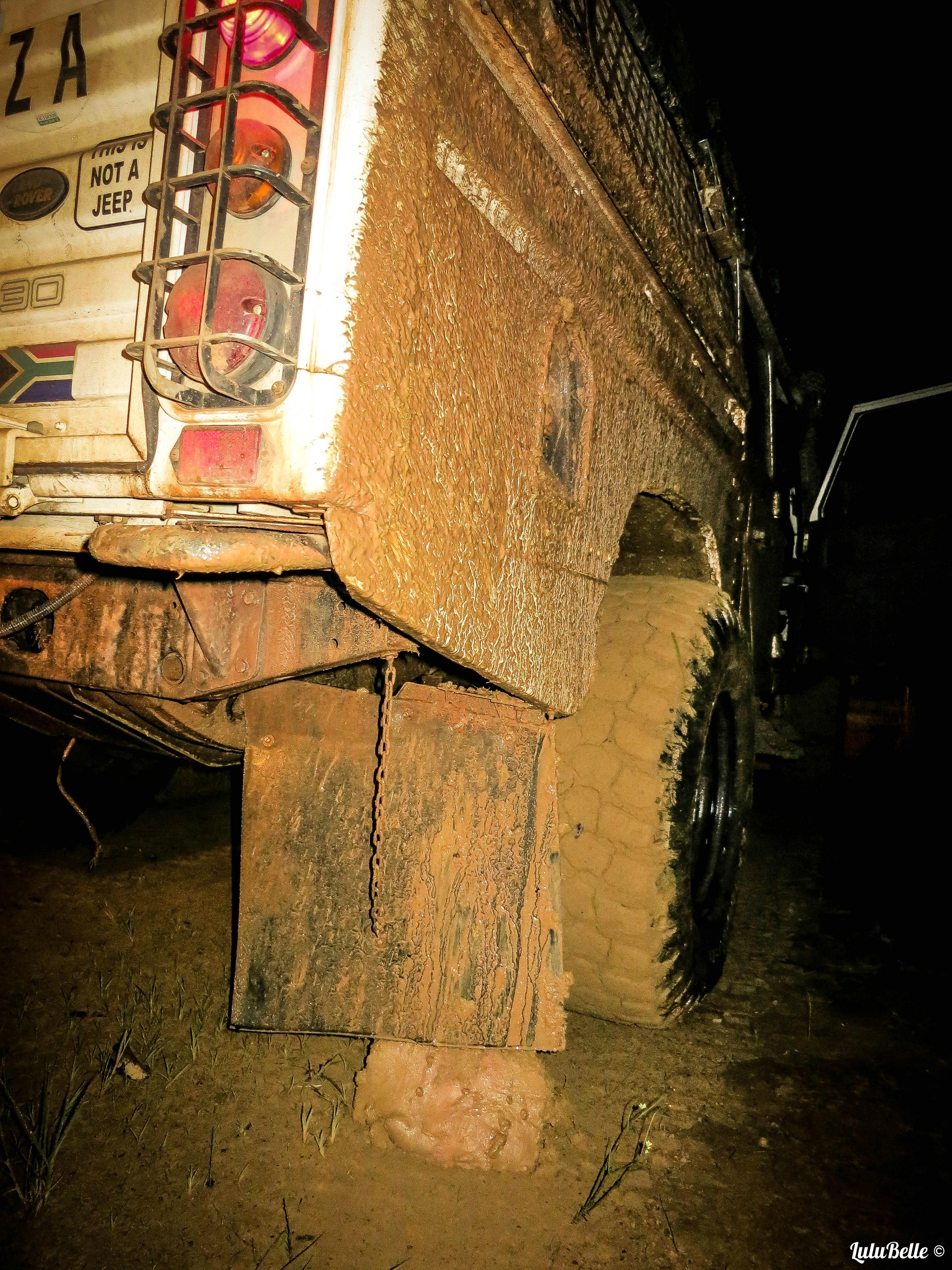 Mafuta drops a load, A2A Expedition