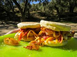 Breakfast bun, A2A Expedition
