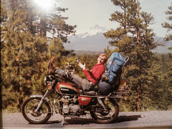 My buddy Keith, A2A Expedition