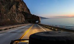 Californian Coastal Road, A2A