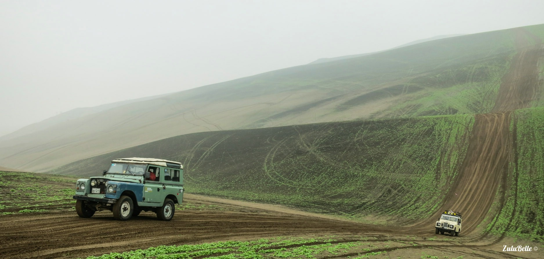 The Land Rover Club, Peru. A2A
