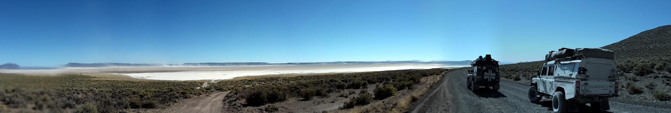 The Alvord Desert, Oregon. A2A