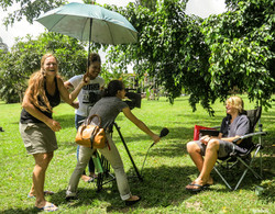 Being filmed in French Guiana, A2A
