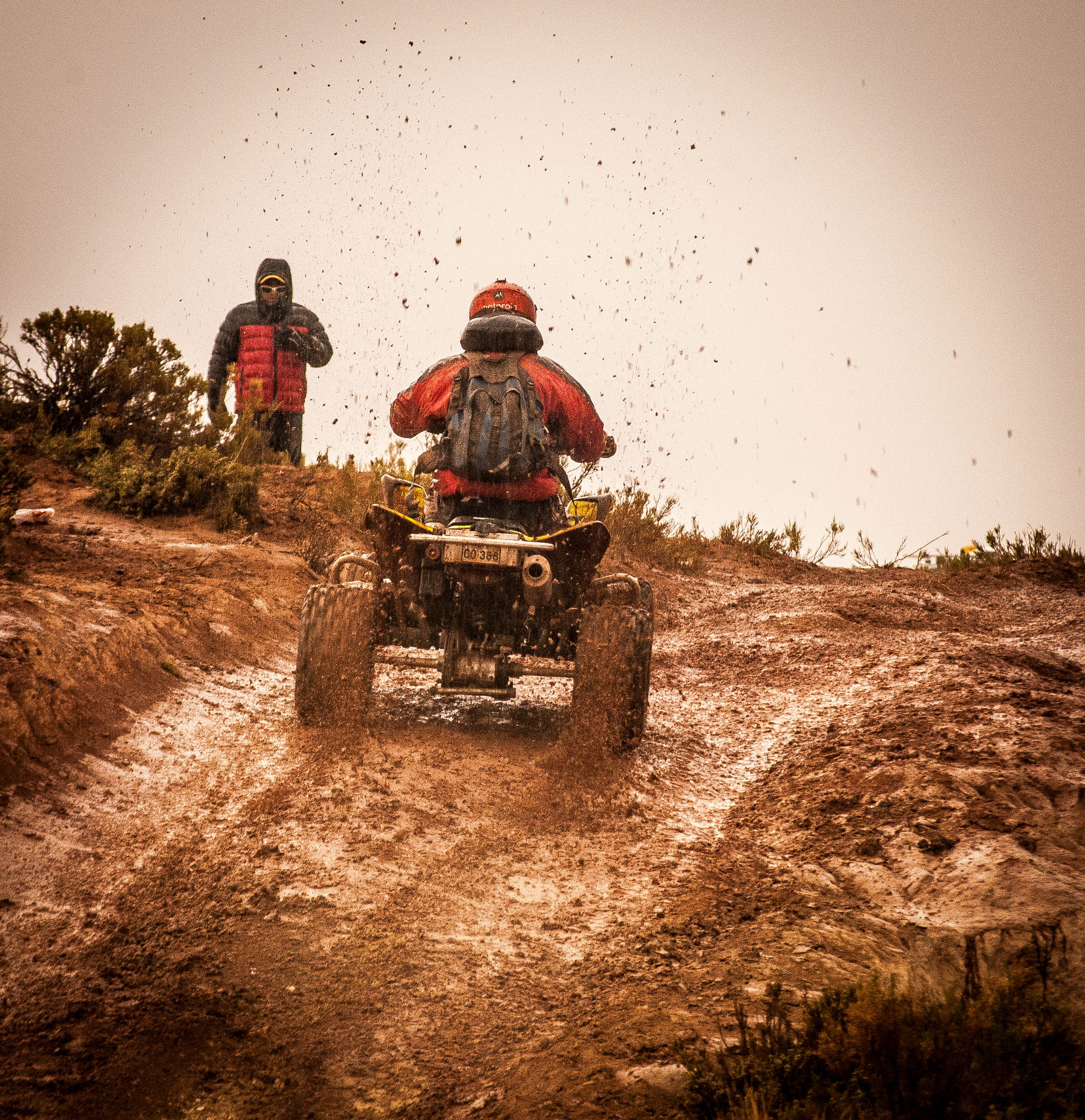 The Dakar Rally, A2A Expedition