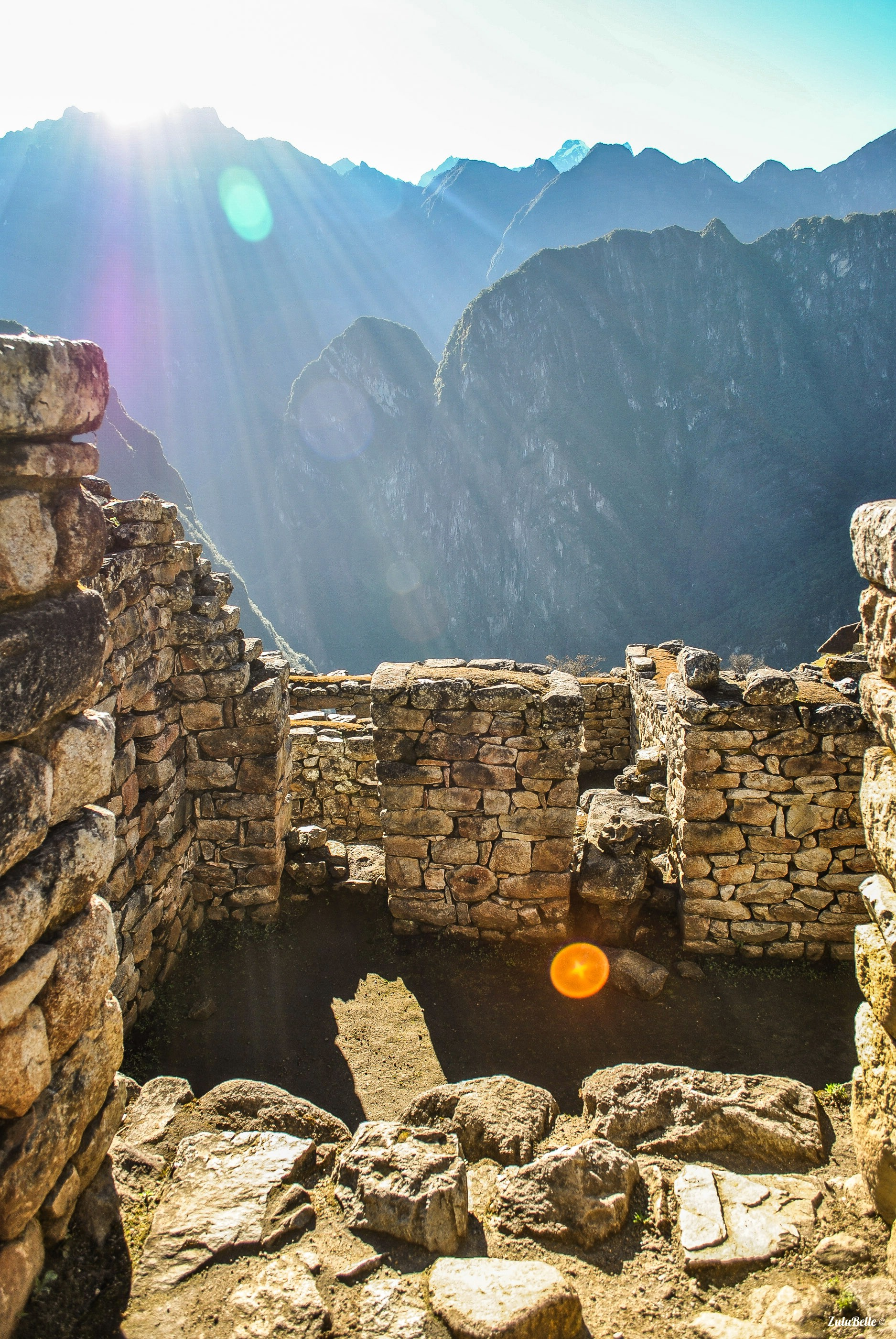 Machu Picchu, A2A Expedition