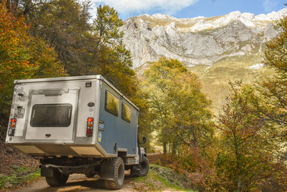 Beautiful Trails, A2A Expedition