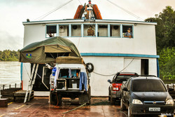 Ferry on the Amazon, A2A Expedition