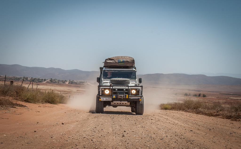 A2A Expedition l Overlanding the world by Land Rover