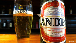 Andes Beer. A2A Expedition