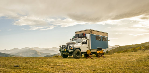 Free Camping, A2A Expedition