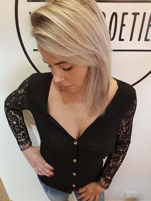 Gilet Lace Maria