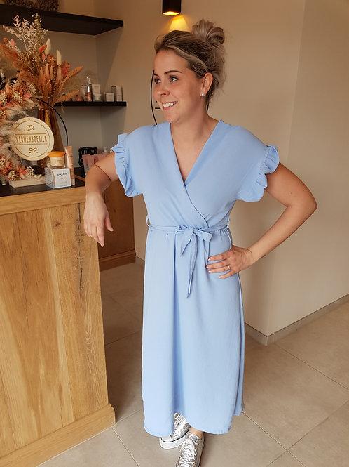 Dress Lightblue Gracy