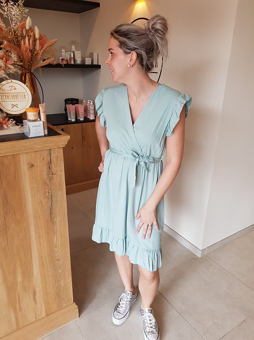 Dress Mintgroen Denise