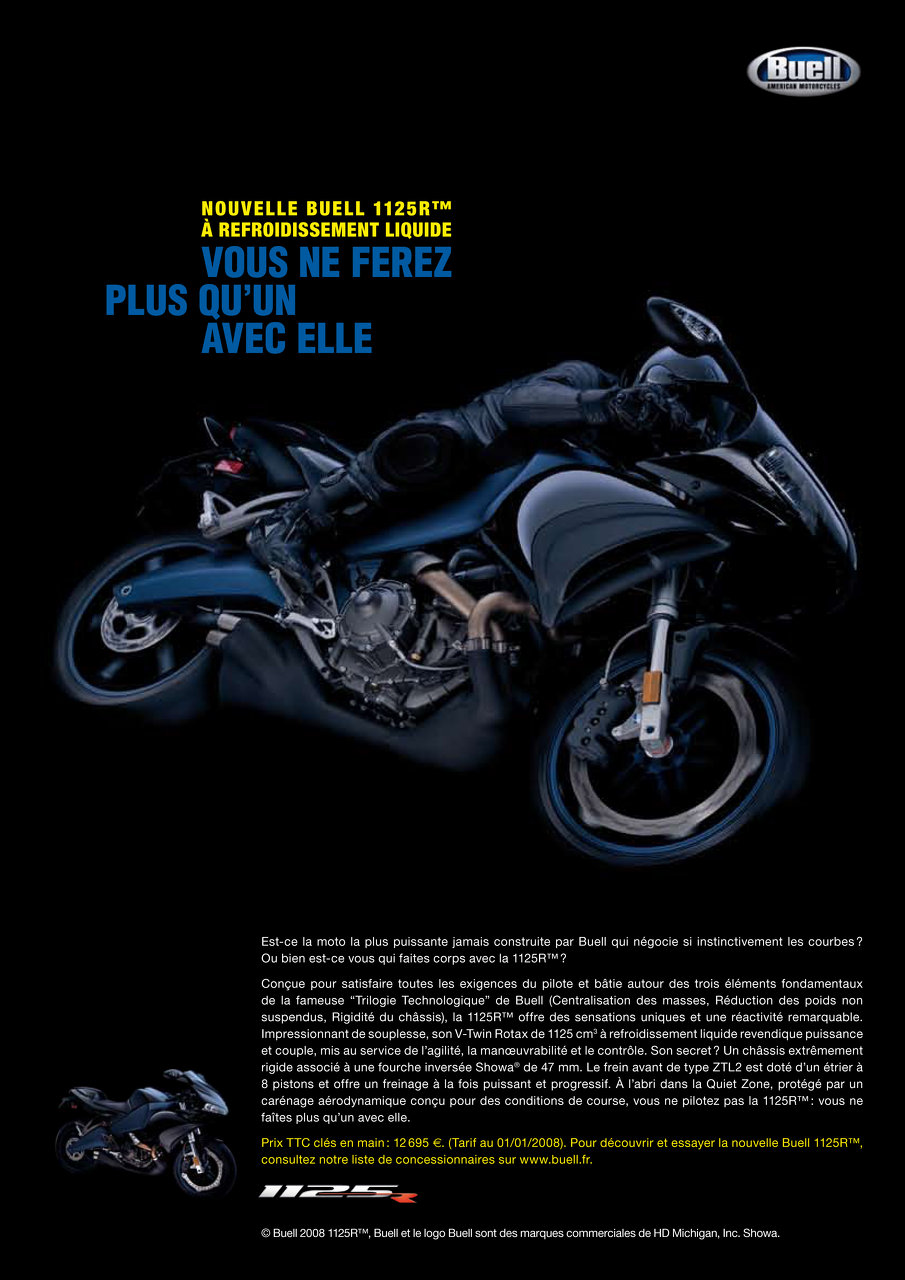 buell pour Meanings