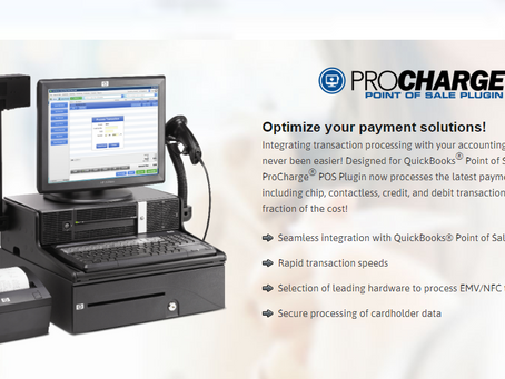 Put Your QuickBooks POS and Your Merchant Account Back Together