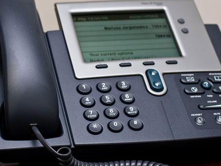 Telephone Tips