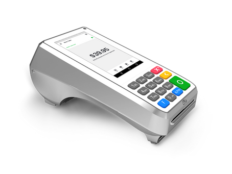 The Smart Keypad Payment Terminal