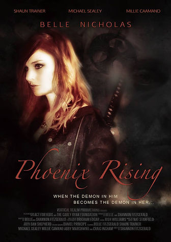 Phoenix Rising, imdb, drama, thriller, movie, poster