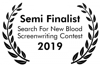 Stage32 - Search For New Blood Screenwriting Contest - 2019