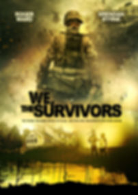 we, the survivors film, war, army, fami short film, drama, PTSD, poster, imdb