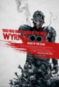 Wyrmwood: Road Of The Dead Movie, horror, zombie, poste, imdb