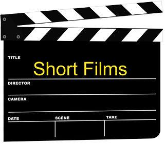 short films, movies