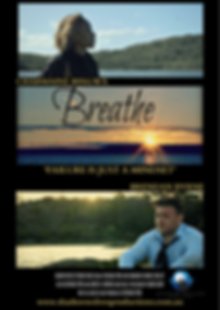 BREATHE, short film, drama, motivational, poster, imdb