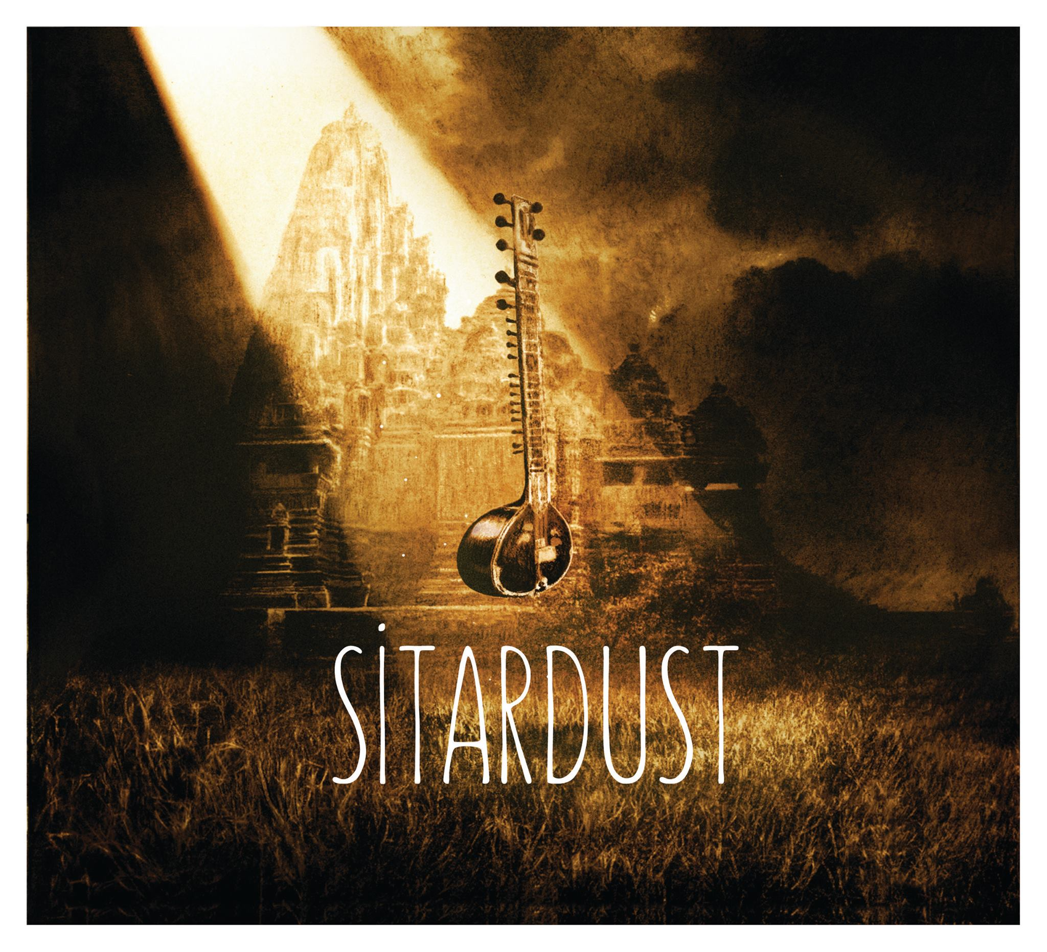 000 Sitardust Affiche by Romain Renard
